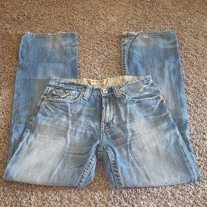Mens big star jeans 29 R